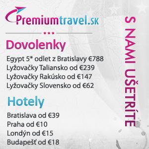 PremiumTravel Ponuky